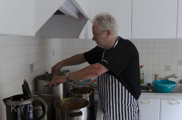 Duojob: script en catering Peter